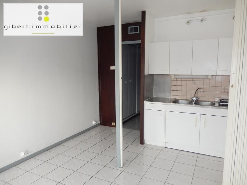 Location appartement Le puy en velay 391,79€ CC - Photo 1