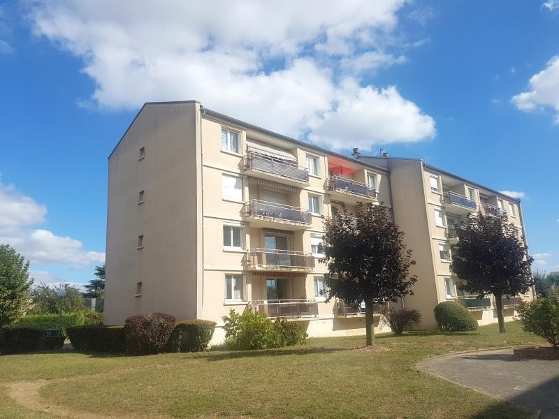 Sale apartment Conflans ste honorine 153 000€ - Picture 1