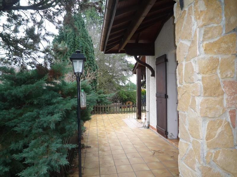 Vente maison / villa Villemoirieu 315000€ - Photo 4