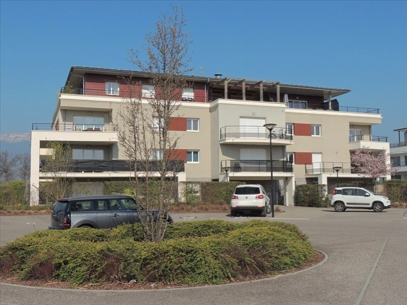 Vente appartement Prevessin-moens 320 000€ - Photo 9