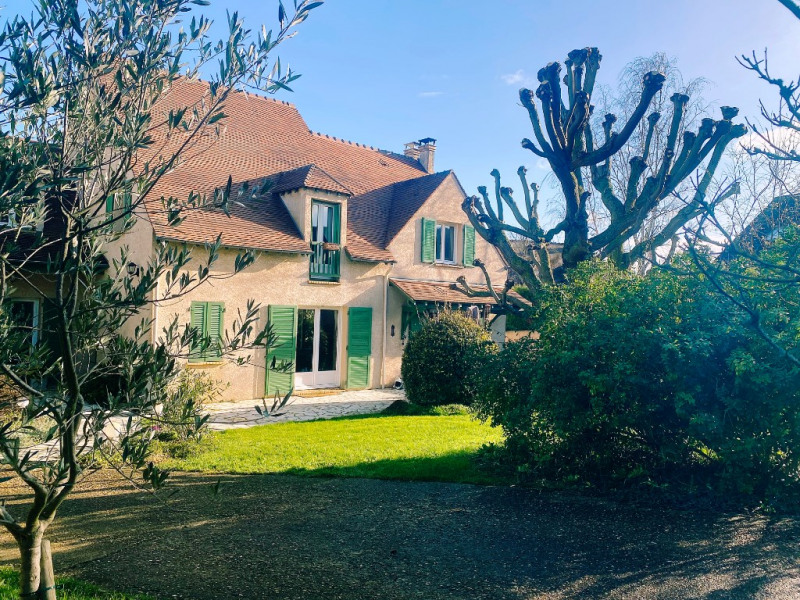 Vendita casa Chambourcy 995000€ - Fotografia 1