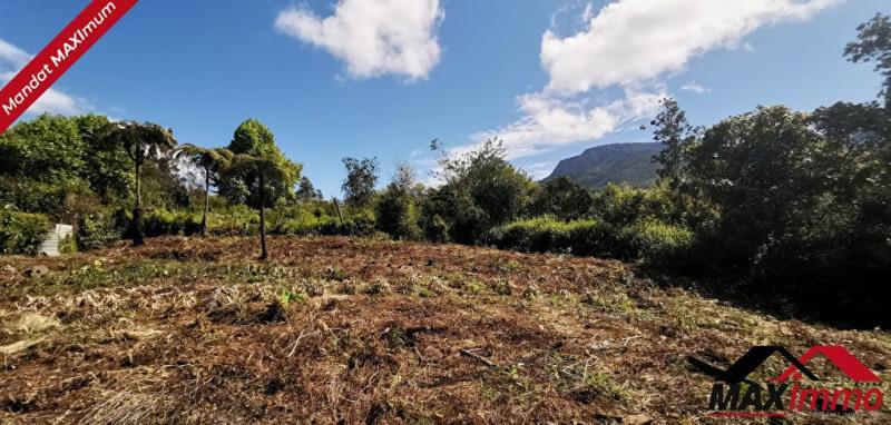 Vente terrain Saint joseph 99000€ - Photo 1