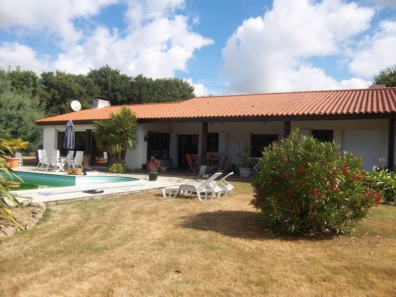 Vente maison / villa Château-d'olonne 540800€ - Photo 1