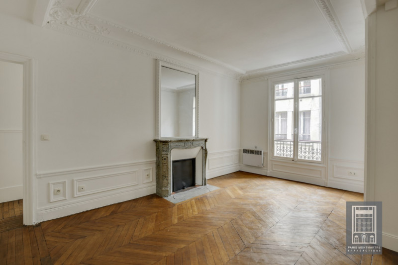 Deluxe sale apartment Paris 9ème 1 590 000€ - Picture 8