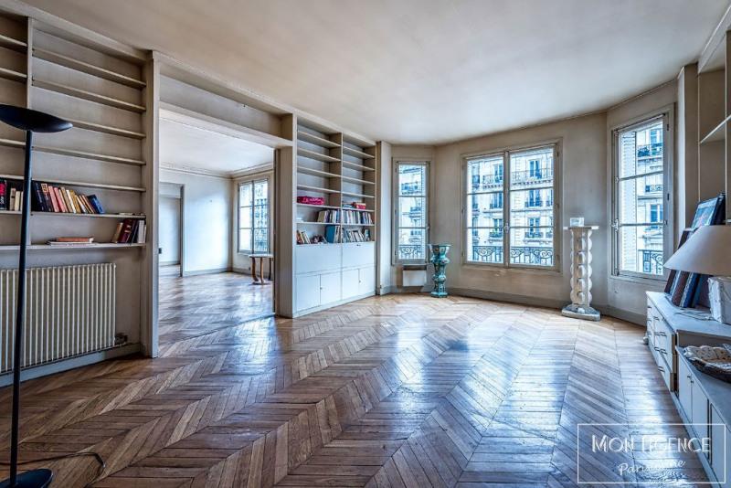 Verkoop van prestige  appartement Paris 17ème 2270000€ - Foto 5