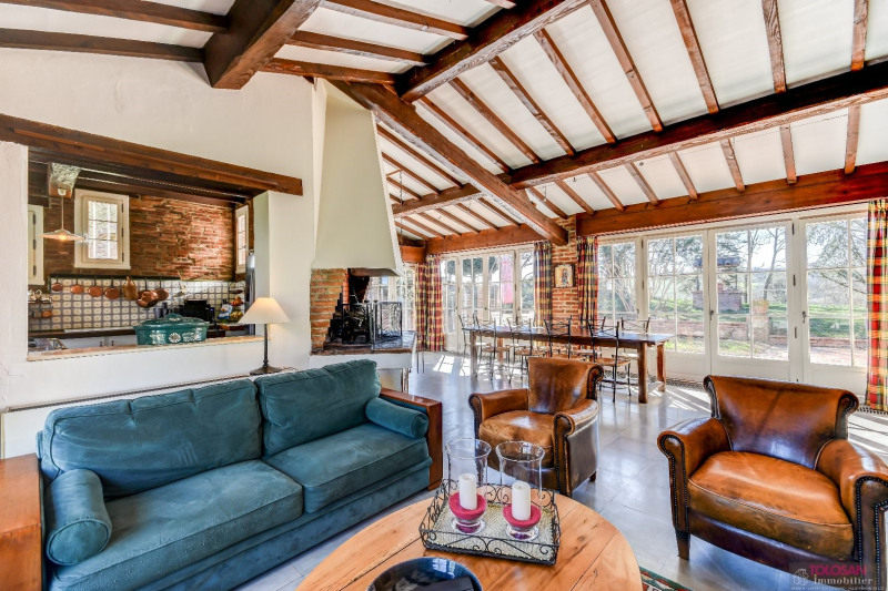 Deluxe sale house / villa Lanta  5 minutes 795000€ - Picture 3