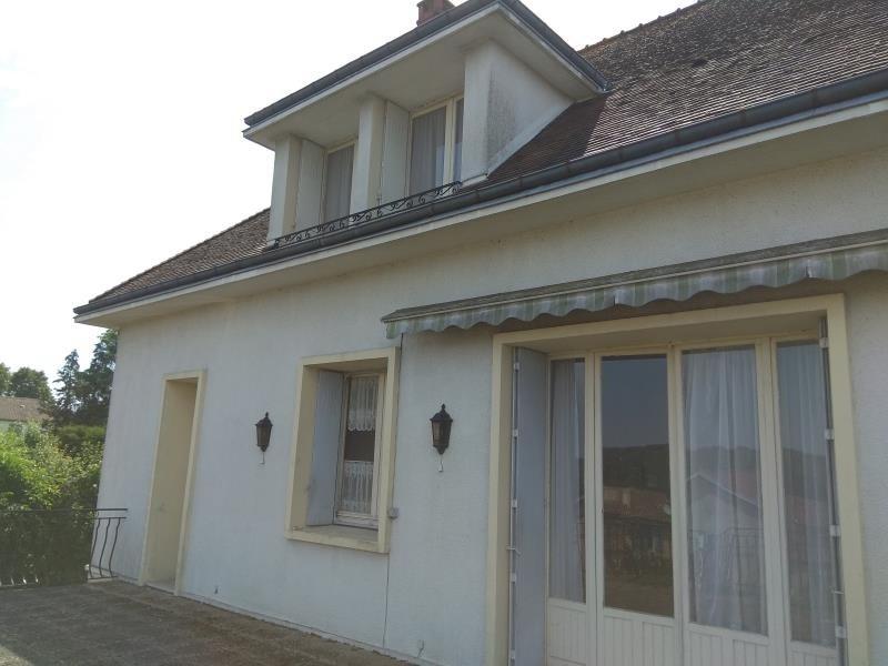 Vente maison / villa Lussac les chateaux 154000€ - Photo 1