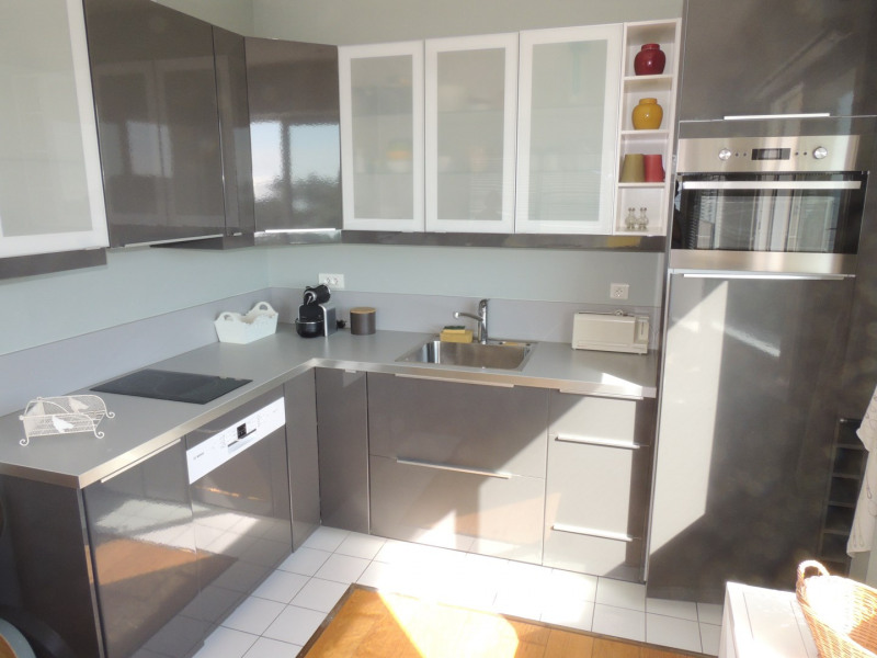 Location vacances appartement Saint georges de didonne 585€ - Photo 4