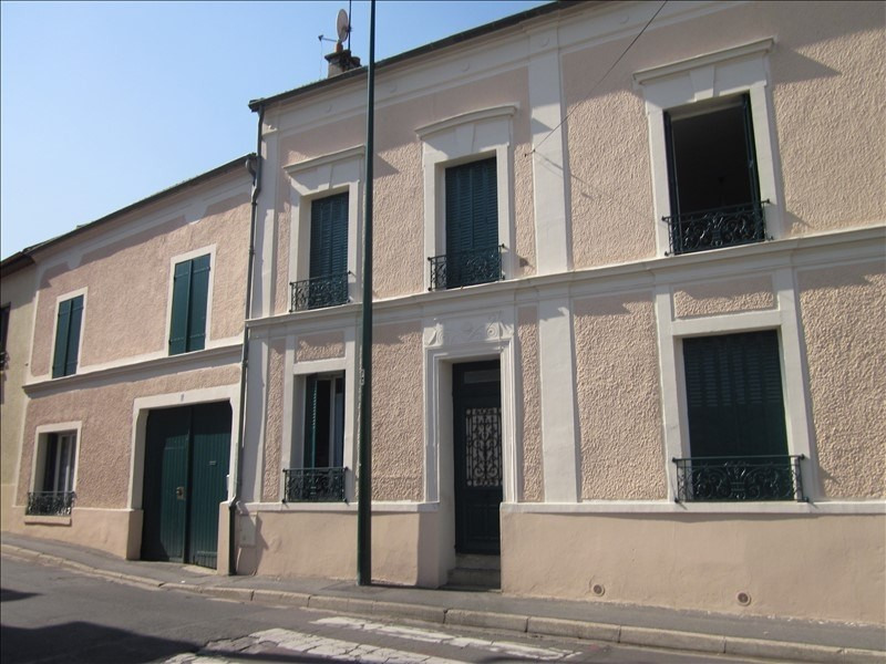 Investment property apartment Sannois 120 000€ - Picture 1