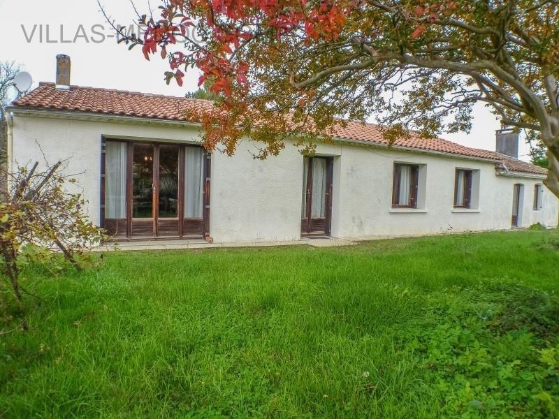 Vente maison / villa Gaillan en medoc 130000€ - Photo 2