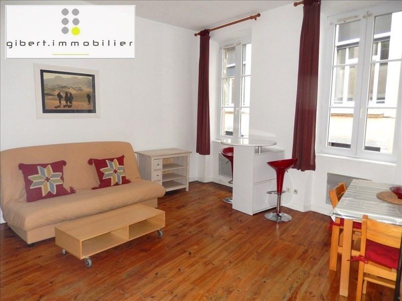Location appartement Le puy en velay 266,79€ CC - Photo 1