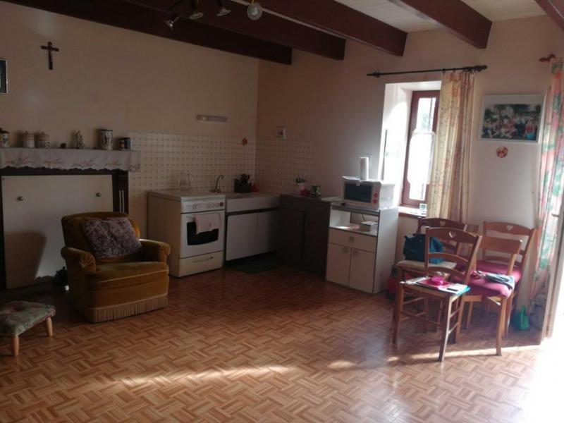 Vente maison / villa Pont melvez 39800€ - Photo 2