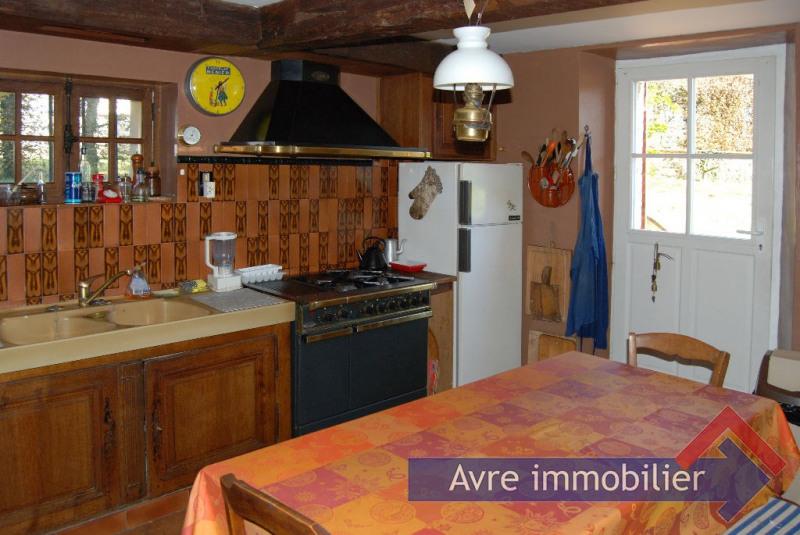 Vente maison / villa Verneuil d avre et d iton 312000€ - Photo 2