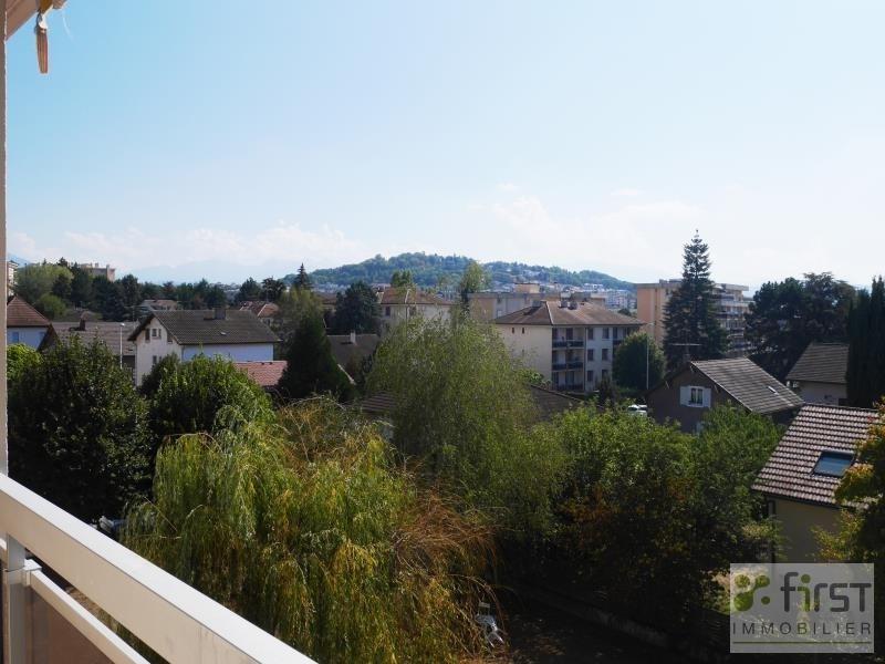 Sale apartment Ville la grand 185000€ - Picture 6