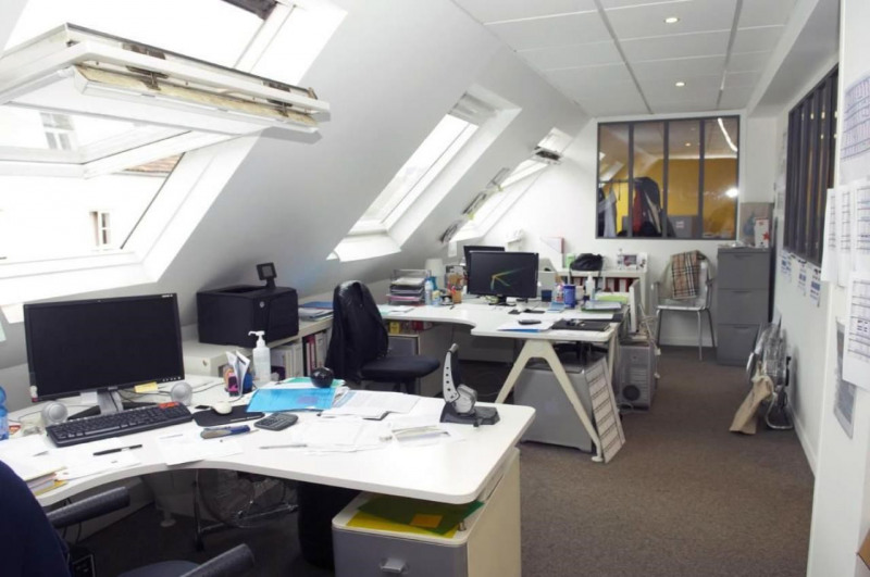 Rental office Clichy 8842€ HT/HC - Picture 5