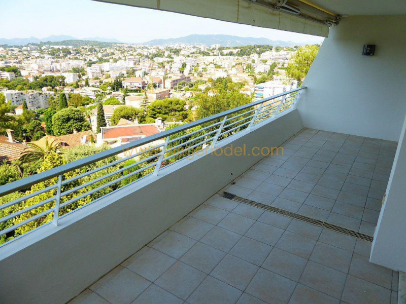 Life annuity apartment Le cannet 290 000€ - Picture 2