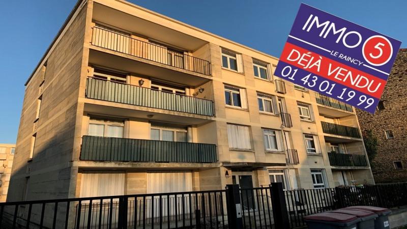Sale apartment Villemomble 129000€ - Picture 1