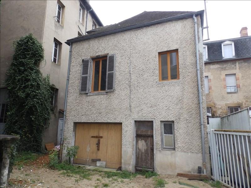 Venta  casa Moulins 81000€ - Fotografía 1