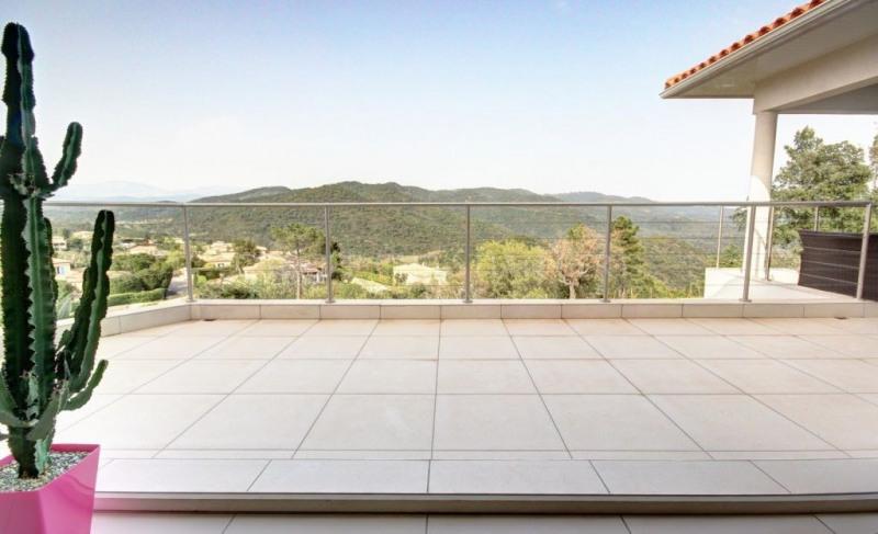 Vente de prestige maison / villa Les adrets de l esterel 1090000€ - Photo 7