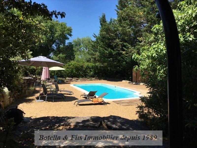 Vente de prestige maison / villa Barjac 526000€ - Photo 9