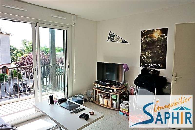 Sale apartment Toulouse 81000€ - Picture 1