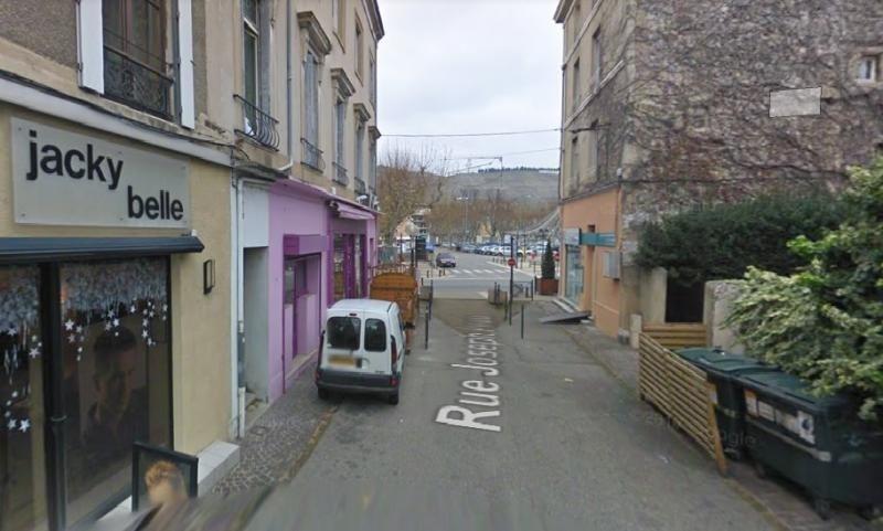 Rental apartment Tain l hermitage 499€ CC - Picture 1