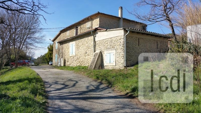 Vente immeuble Les tourrettes 356000€ - Photo 2