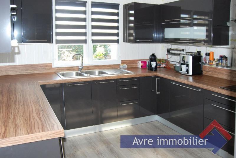 Sale house / villa Verneuil d'avre et d'iton 174000€ - Picture 2