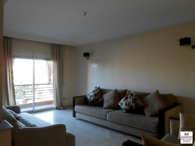 Vente appartement Marrakech 152440€ - Photo 1