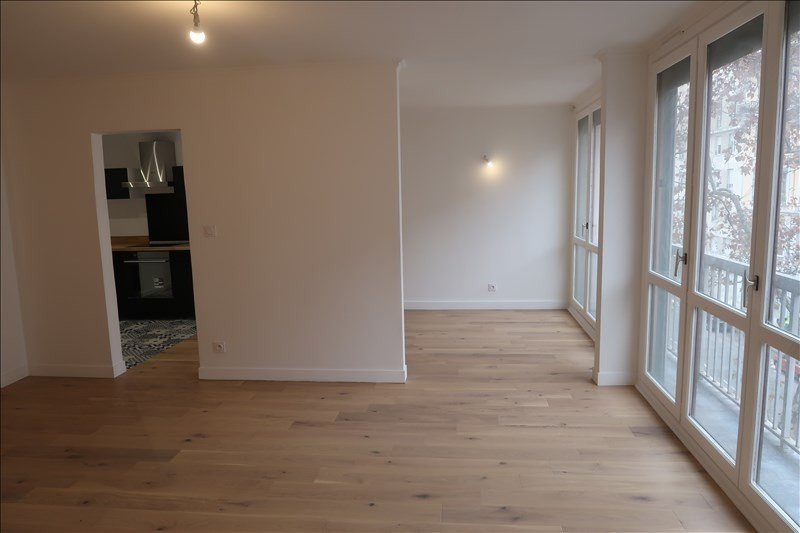 Vente appartement Villeurbanne 260 000€ - Photo 2