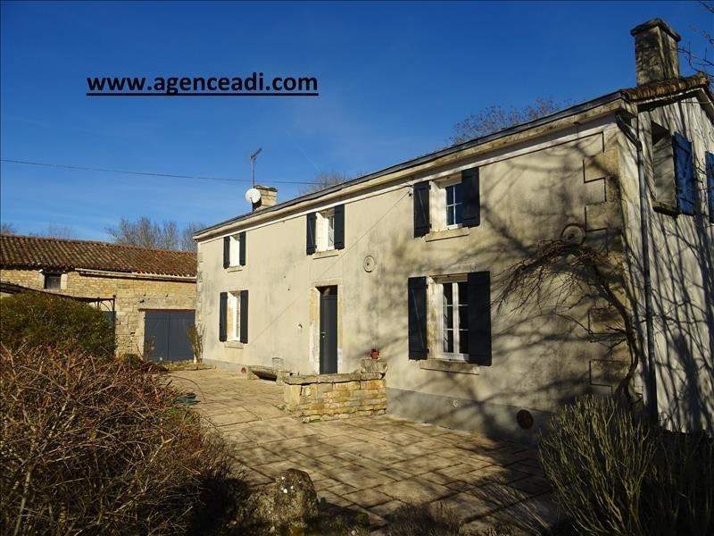 Vente maison / villa Mougon 218000€ - Photo 1