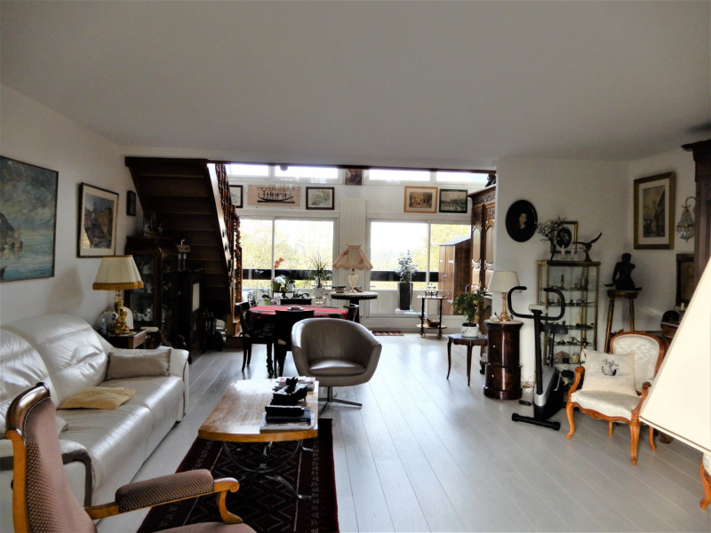 Sale apartment Le coudray montceaux 349000€ - Picture 2
