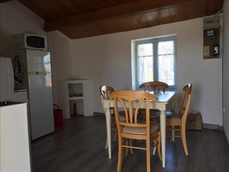 Sale apartment St vincent sur jard 65 000€ - Picture 4