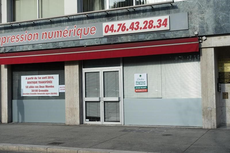 Location boutique Grenoble 1 416€ CC - Photo 6