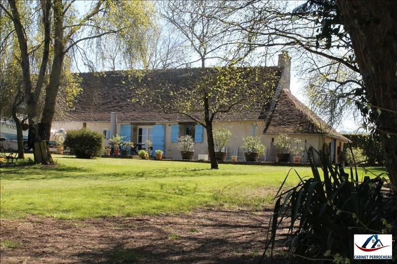Sale house / villa La chartre sur le loir 160000€ - Picture 5