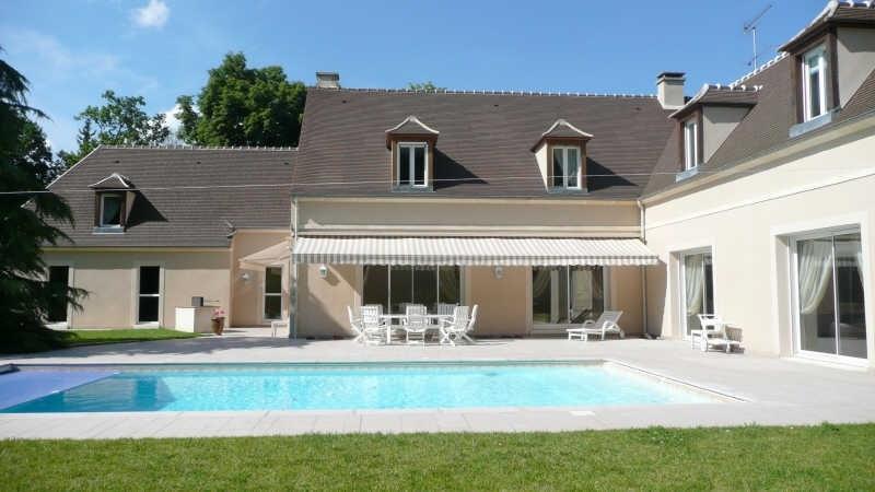 Vente de prestige maison / villa Lamorlaye 1190000€ - Photo 3