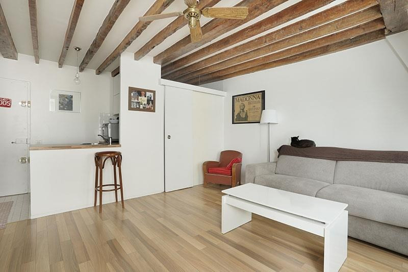 Venta  apartamento Paris 7ème 475000€ - Fotografía 2