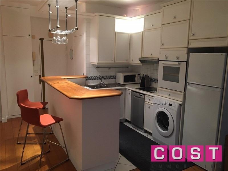 Rental apartment Paris 6ème 1745€ CC - Picture 2