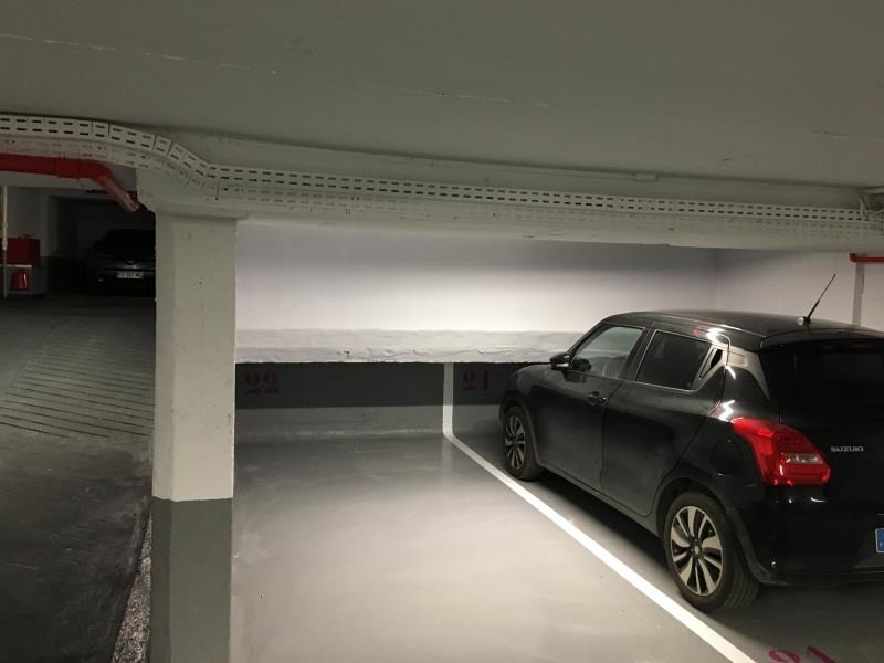 Vente parking Paris 9ème 42000€ - Photo 1