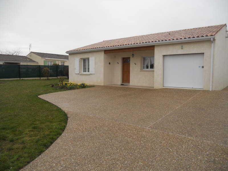 Vente maison / villa Royan 334 000€ - Photo 1