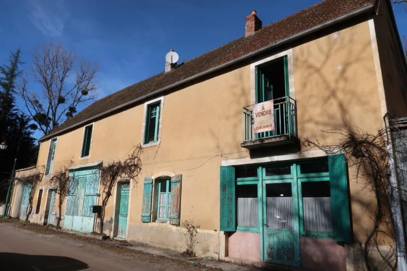 Sale house / villa La bussiere sur ouche 160000€ - Picture 1