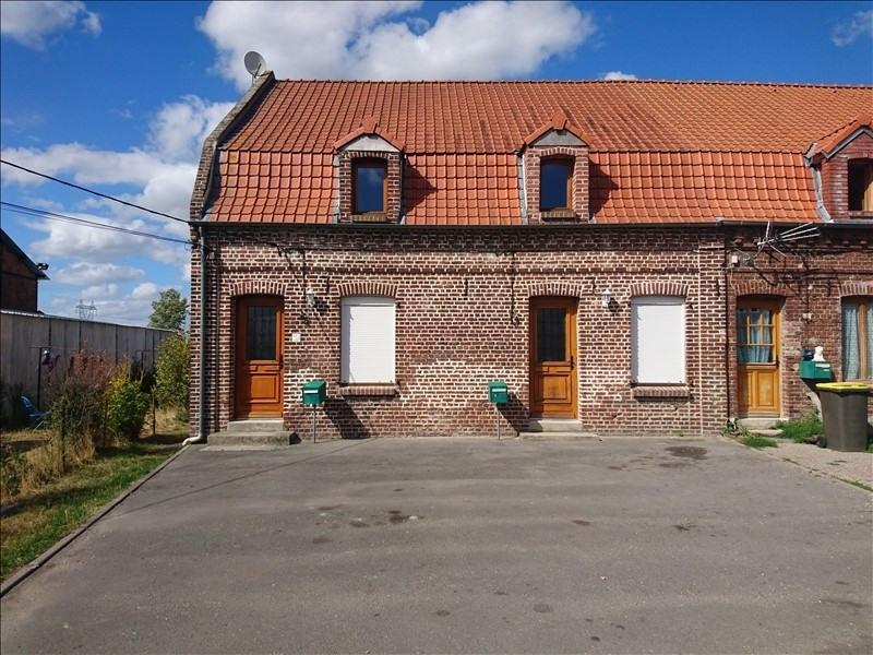Rental house / villa Gonnehem 610€ CC - Picture 2