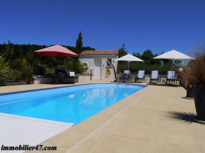 Sale house / villa Prayssas 381000€ - Picture 14