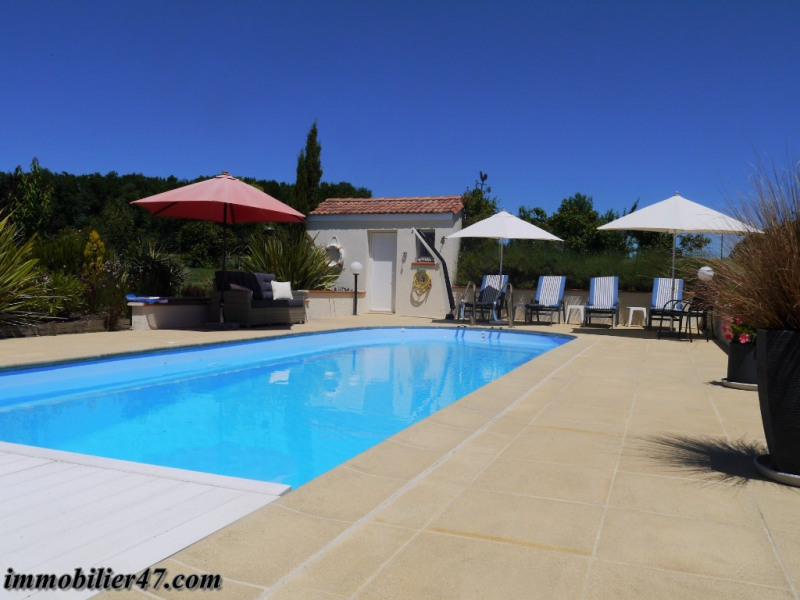 Vente maison / villa Prayssas 381000€ - Photo 14