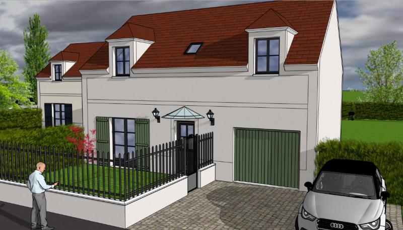 Vente maison / villa Morainvilliers 512300€ - Photo 1