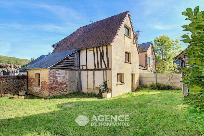 Sale house / villa La ferte-frenel 50000€ - Picture 1