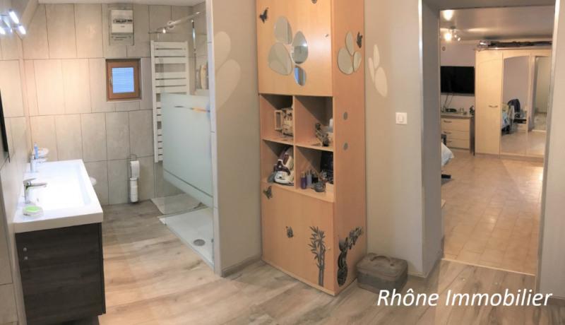 Vente maison / villa Jonage 470000€ - Photo 7