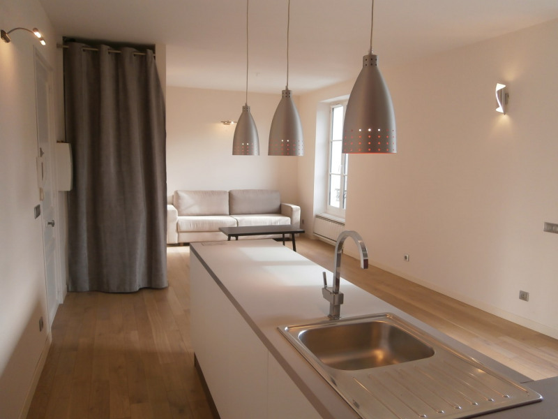Rental apartment Fontainebleau 1 145€ CC - Picture 1
