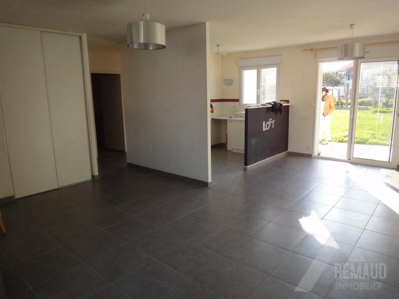 Rental house / villa Belleville sur vie 600€ CC - Picture 1