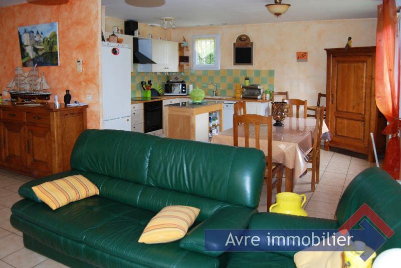 Sale house / villa Verneuil d avre et d iton 165000€ - Picture 6